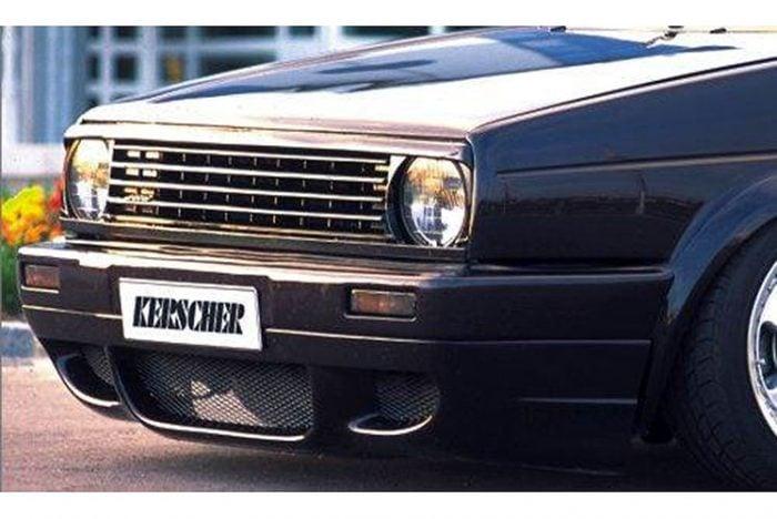 Kerscher Front Bumper RS, fits Volkswagen Golf Mk2