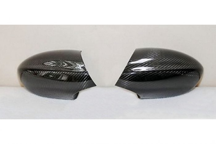 Kerscher Carbon Cover for Mirrors, fits BMW 1-Series E81-E88