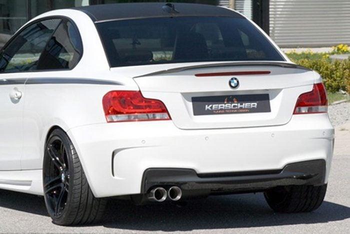 Kerscher Boot Lid Spoiler Performance, fits BMW 1-Series E82