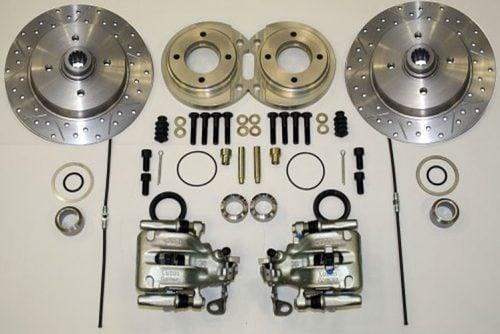 Beetle Type 1 Brake Parts