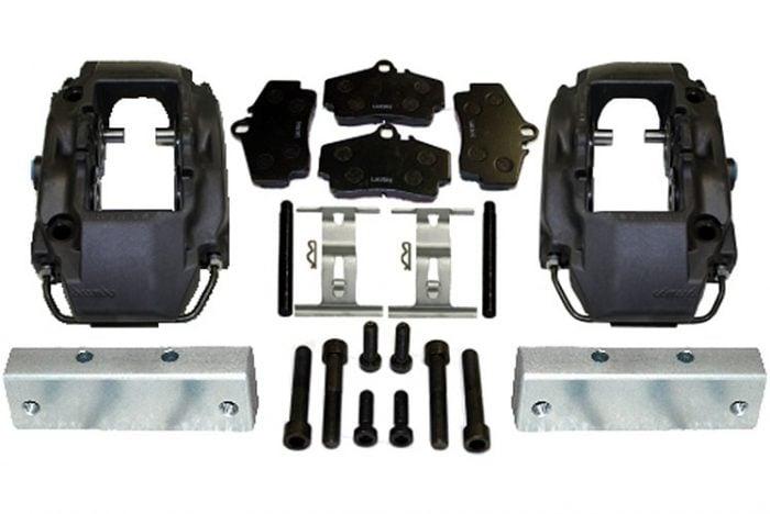 Kerscher Upgrade-Kit 4-Piston Disc Brake, fits Volkswagen Beetle