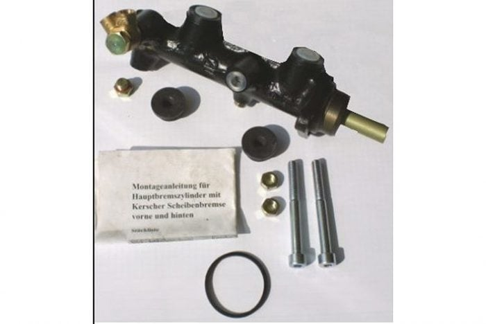 Kerscher Master Brake Cylinder for Kerscher Disc Brake, fits Volkswagen Beetle