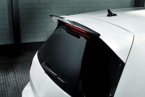 Oettinger Roof Spoiler, fits Volkswagen Golf GTI/R/R-Line/e-Golf Mk7