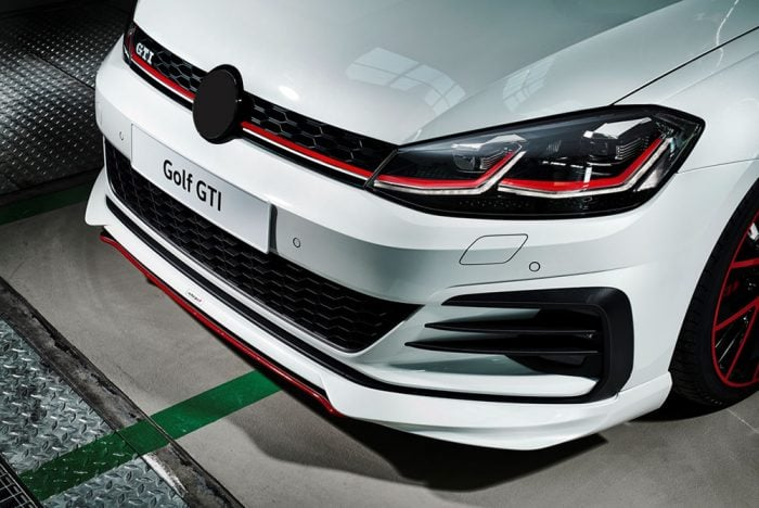 Oettinger Front Spoiler, fits Volkswagen Golf GTI Mk7.5