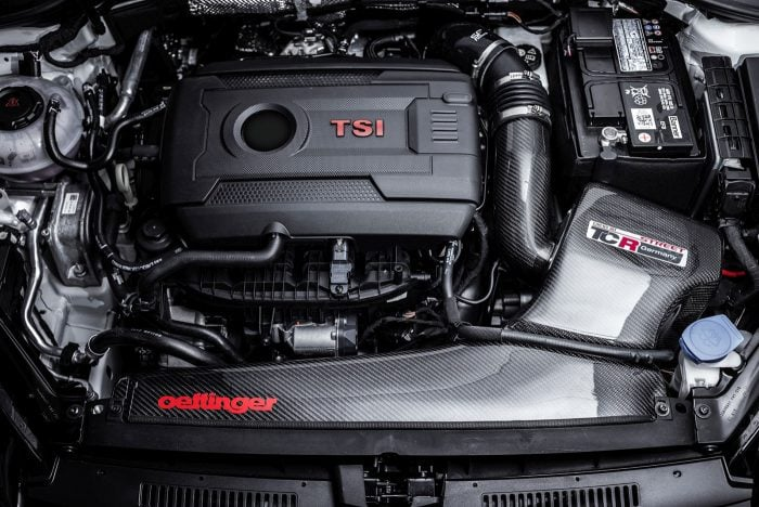 Oettinger TCR Street Design Engine Mod 300 PS, fits Volkswagen Golf GTI Mk7.5 2.0 TSI