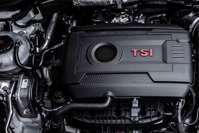 Oettinger TCR Street Design Engine Mod 300 PS, fits Volkswagen Golf GTI Mk7.5 2.0 TSI