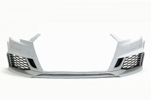 BKM Front Bumper, fits Audi A3/S3 8V5