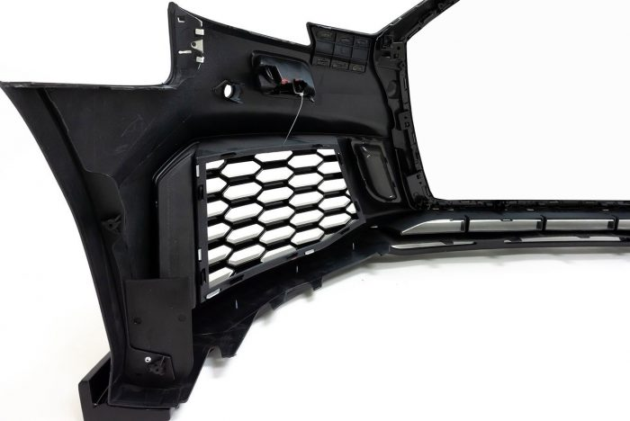 BKM Front Bumper with Front Lip, fits Audi A3/S3 8V5