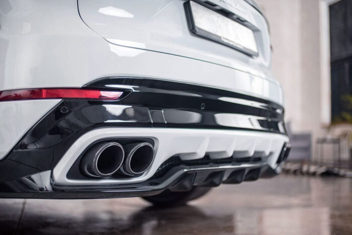 BKM Body Kit, fits Porsche Cayenne