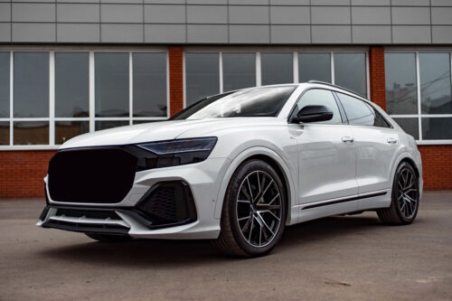 BKM Body Kit, fits Audi Q8