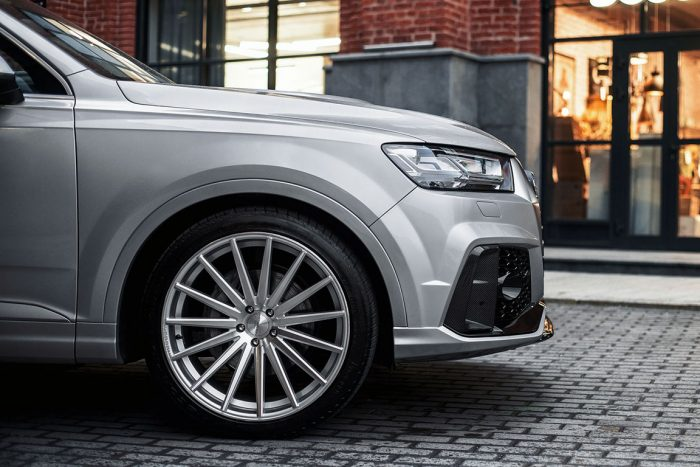 BKM Body Kit, RS Line Edition, fits Audi Q7 4M