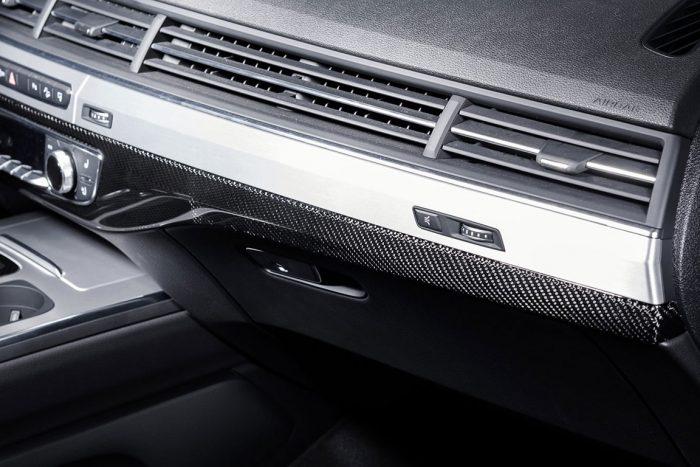BKM Carbon Fiber Interior Pack, fits Audi Q7 4M