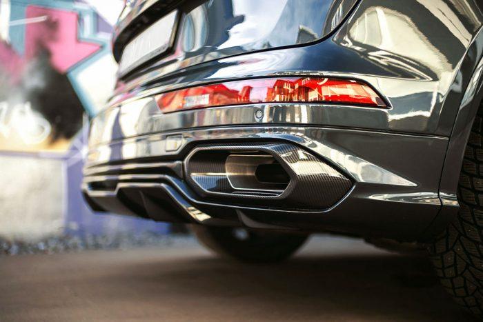 BKM Body Kit with Exhaust, fits Audi Q5/SQ5 B9