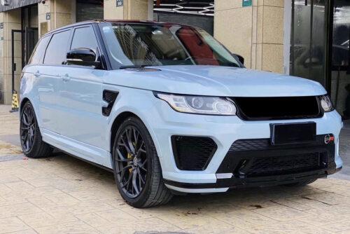 BKM SVR Style Body Kit, fits Range Rover Sport