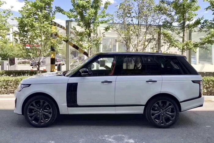 BKM SVO Style Body Kit, fits Range Rover L405