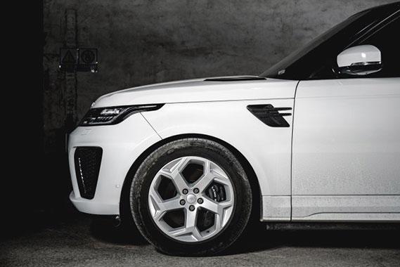 BKM SVR Style Body Kit, fits Range Rover Sport L494 FL