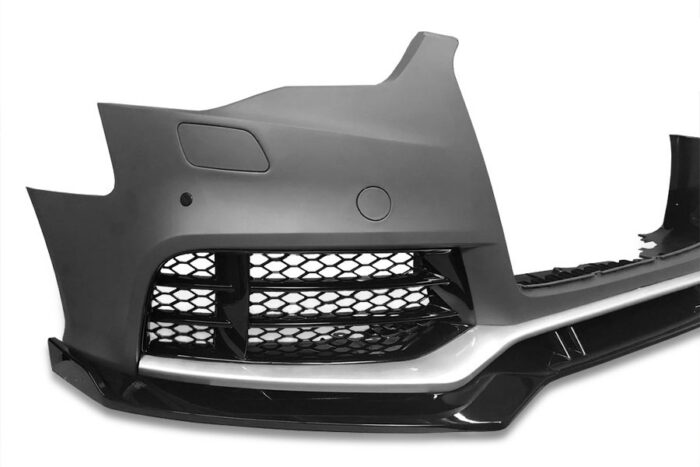 BKM Front Bumper with Lip, fits Audi A5/S5 B8.5