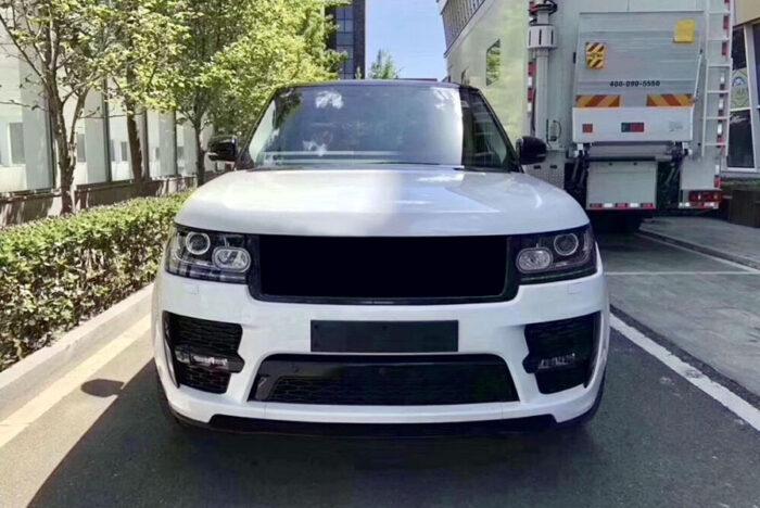 BKM SVO Style Body Kit, fits Range Rover L405 FL