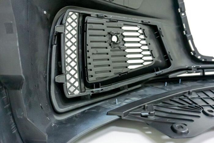 BKM Front Bumper Kit (RS Style), fits Audi A6/S6 C8.0