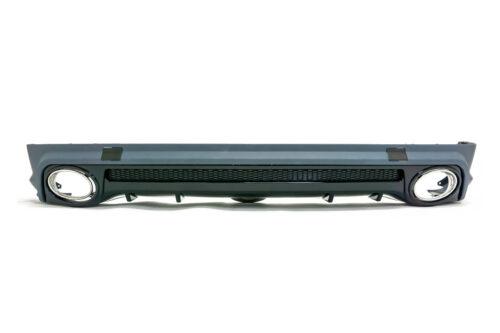 BKM Rear Bumper Kit, Glossy Black, fits Audi Q5 B9 Base Models