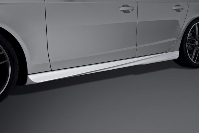 Caractere Side Skirts Set, fits Audi A5/S5 B8.0 Sportback